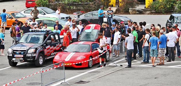 Public Driving Experience op het circuit van Francorchamps