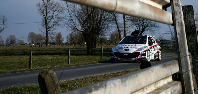 TAC Rally Tielt 2013