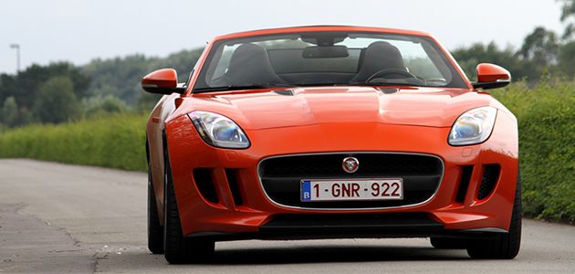 Jaguar F-Type 3.0 V6 340pk review