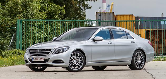 Rijtest: Mercedes-Benz S500L