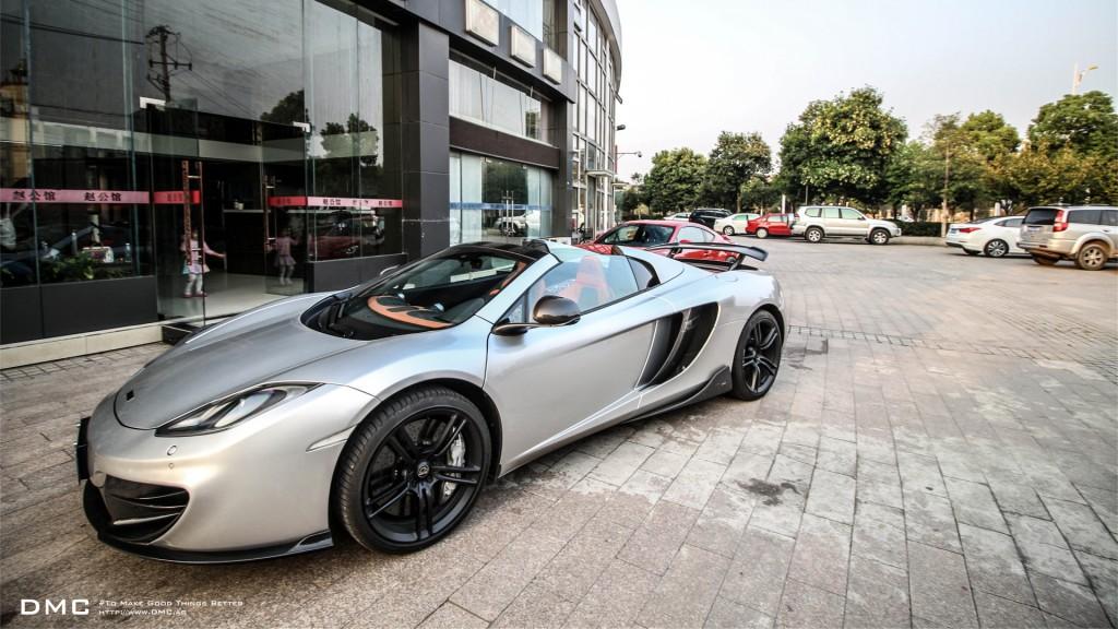 McLaren 12C DMC1