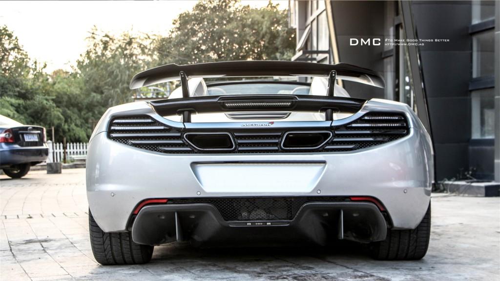 McLaren 12C DMC3