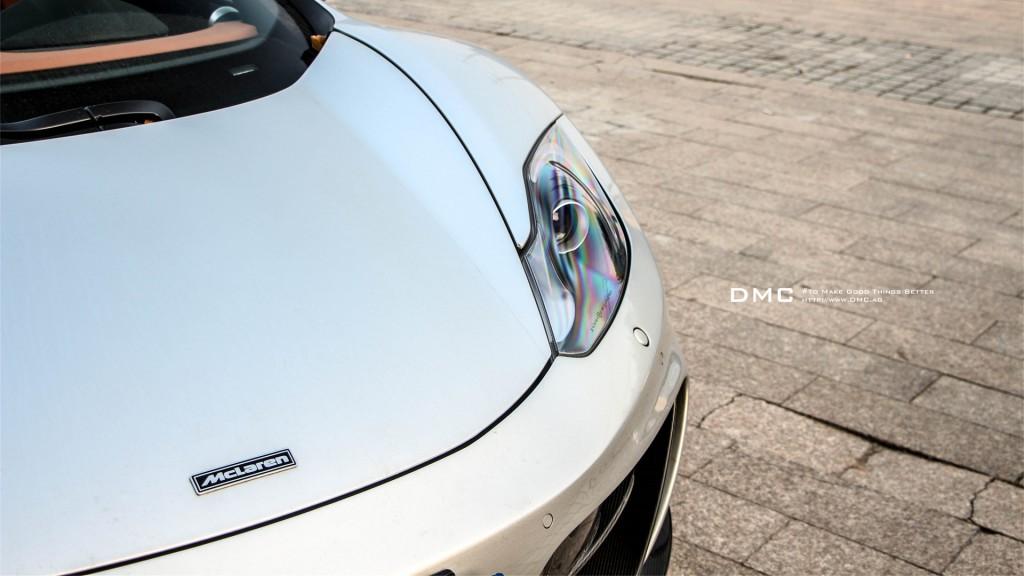McLaren 12C DMC6