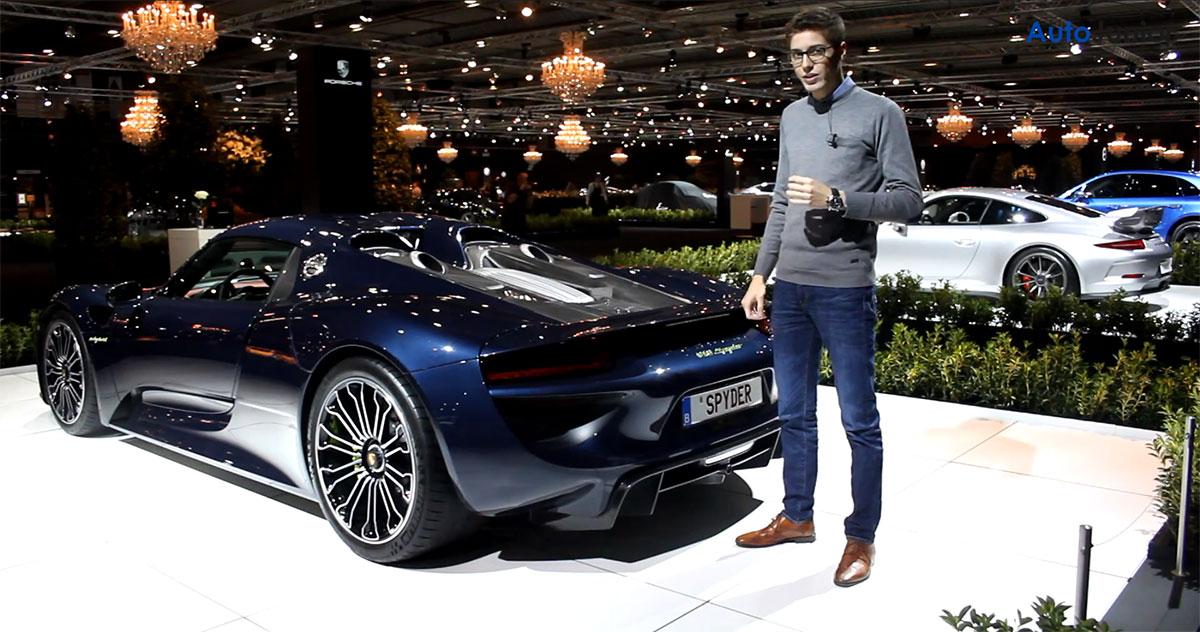dream cars autosalon brussel 2015