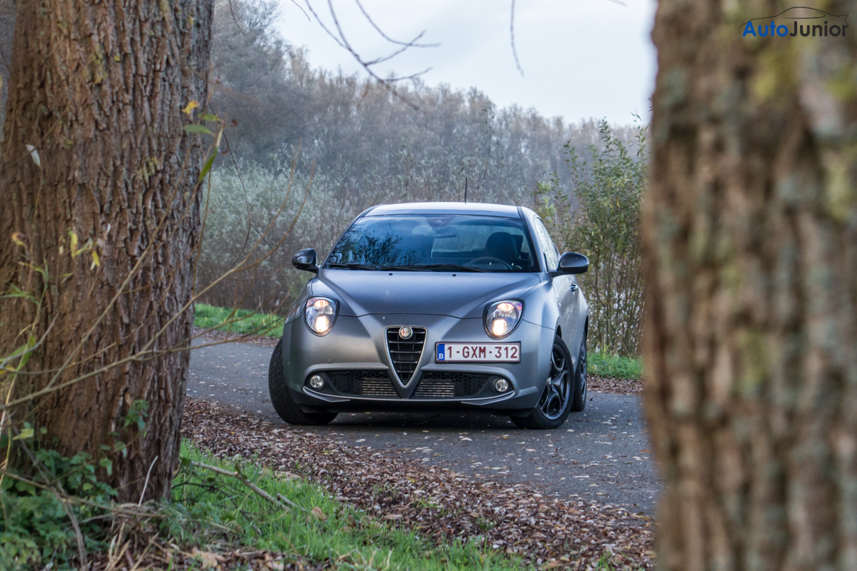 Alfa Romeo MiTo QV