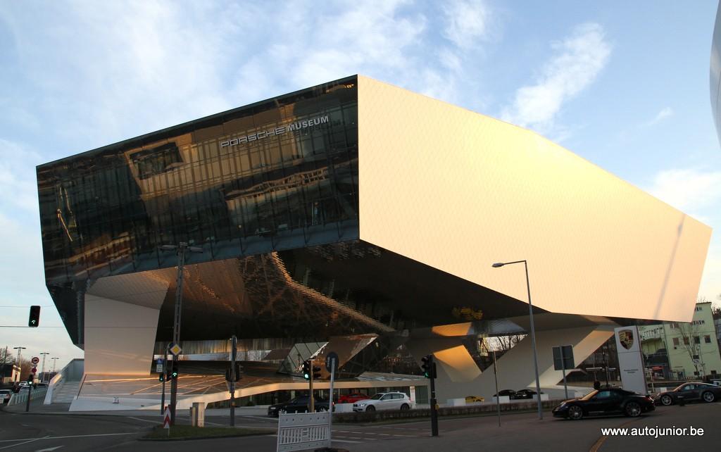 00. Porsche Museum