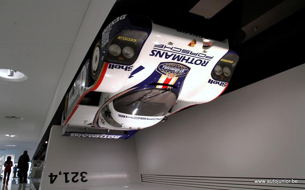 17. Porsche 956