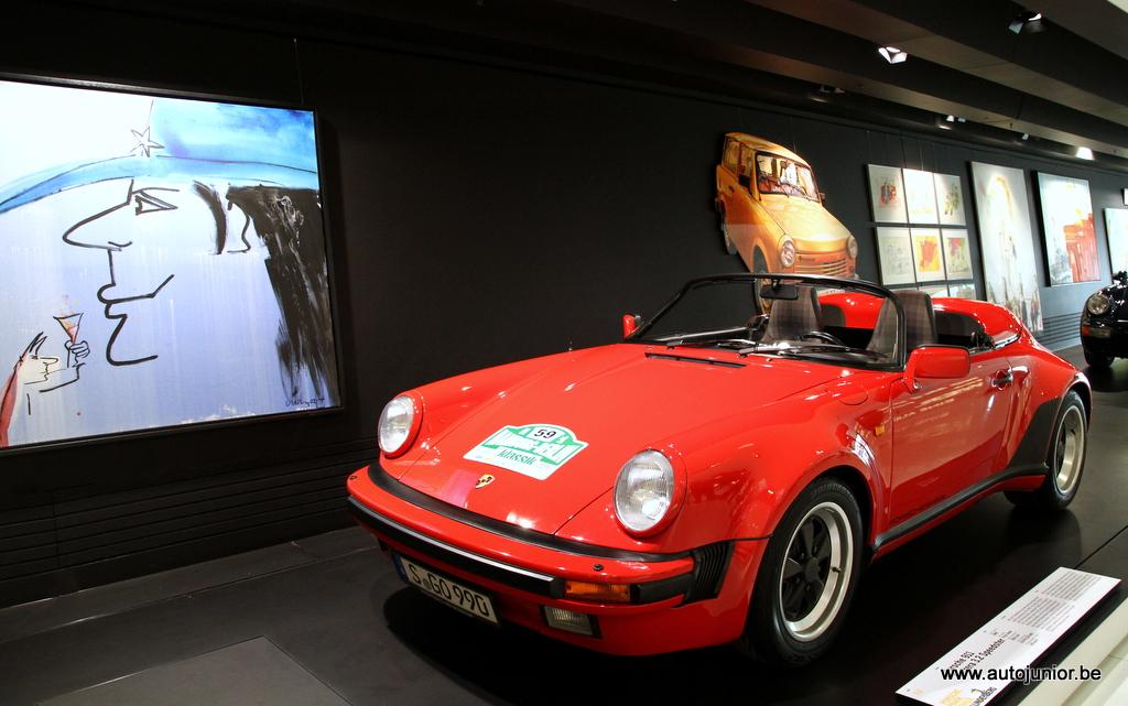 23. Porsche 911 Carrera 3.2 Speedster