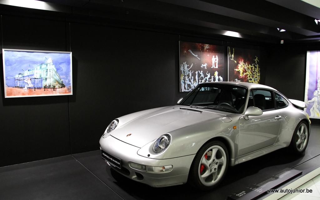 28. Porsche 993 Turbo