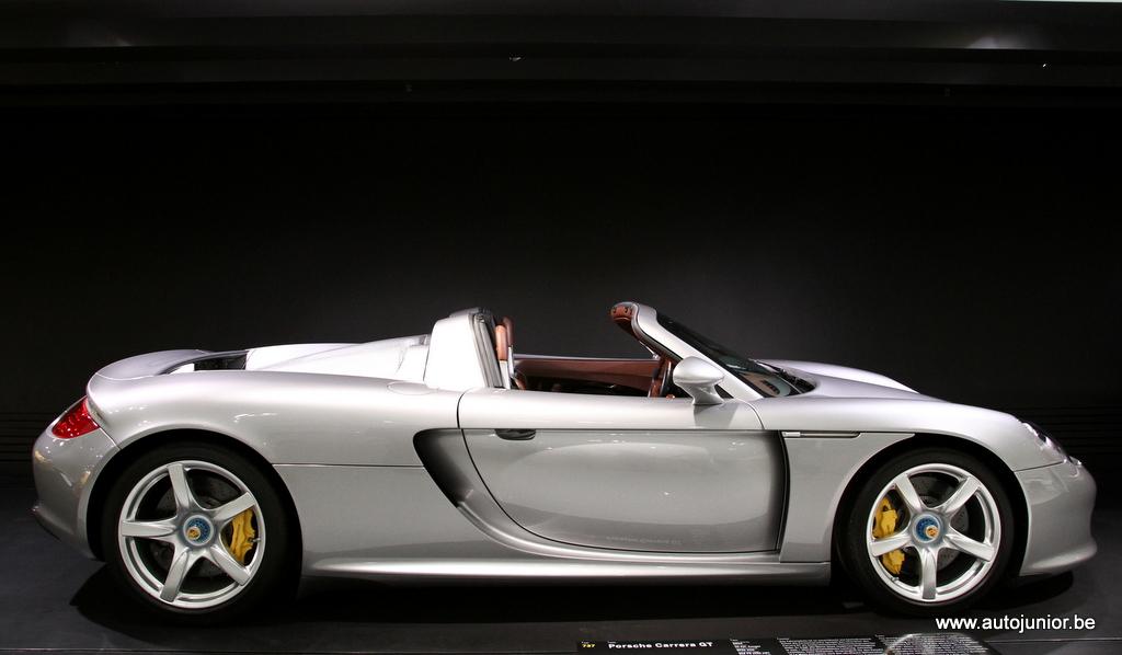35. Porsche 980 Carrera GT