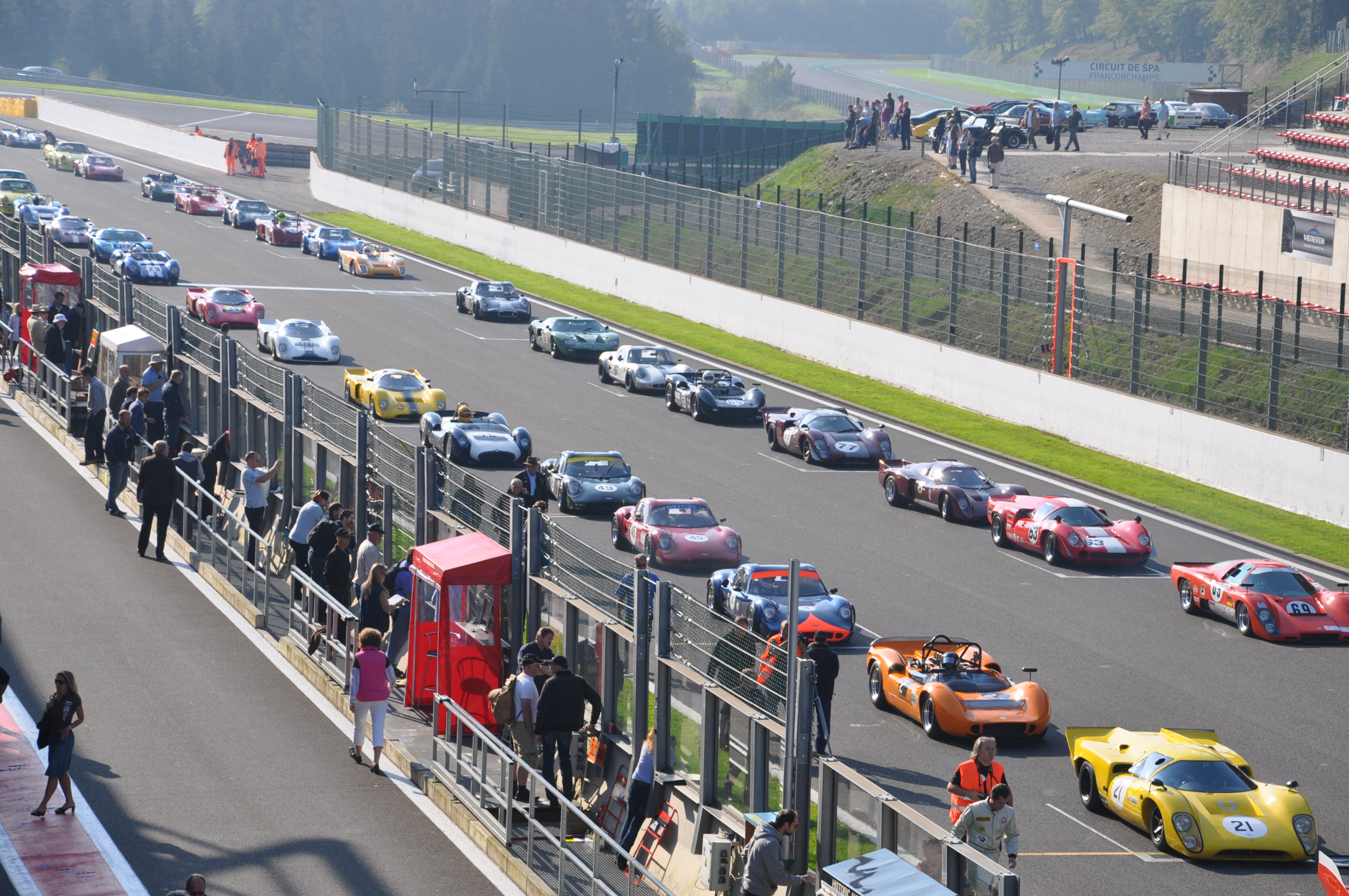 Spa Six Hours Classic