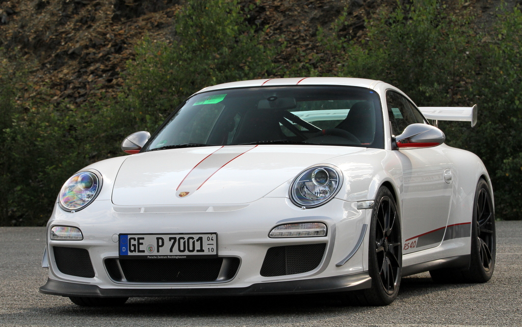 997 GT3 RS 4.0