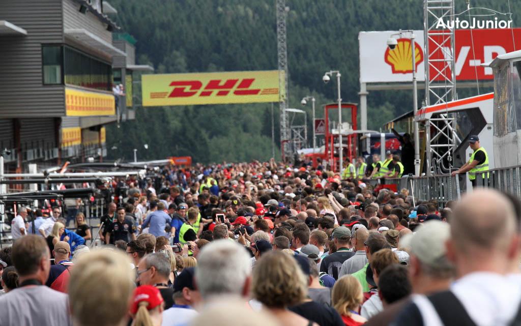 Formule 1 Spa