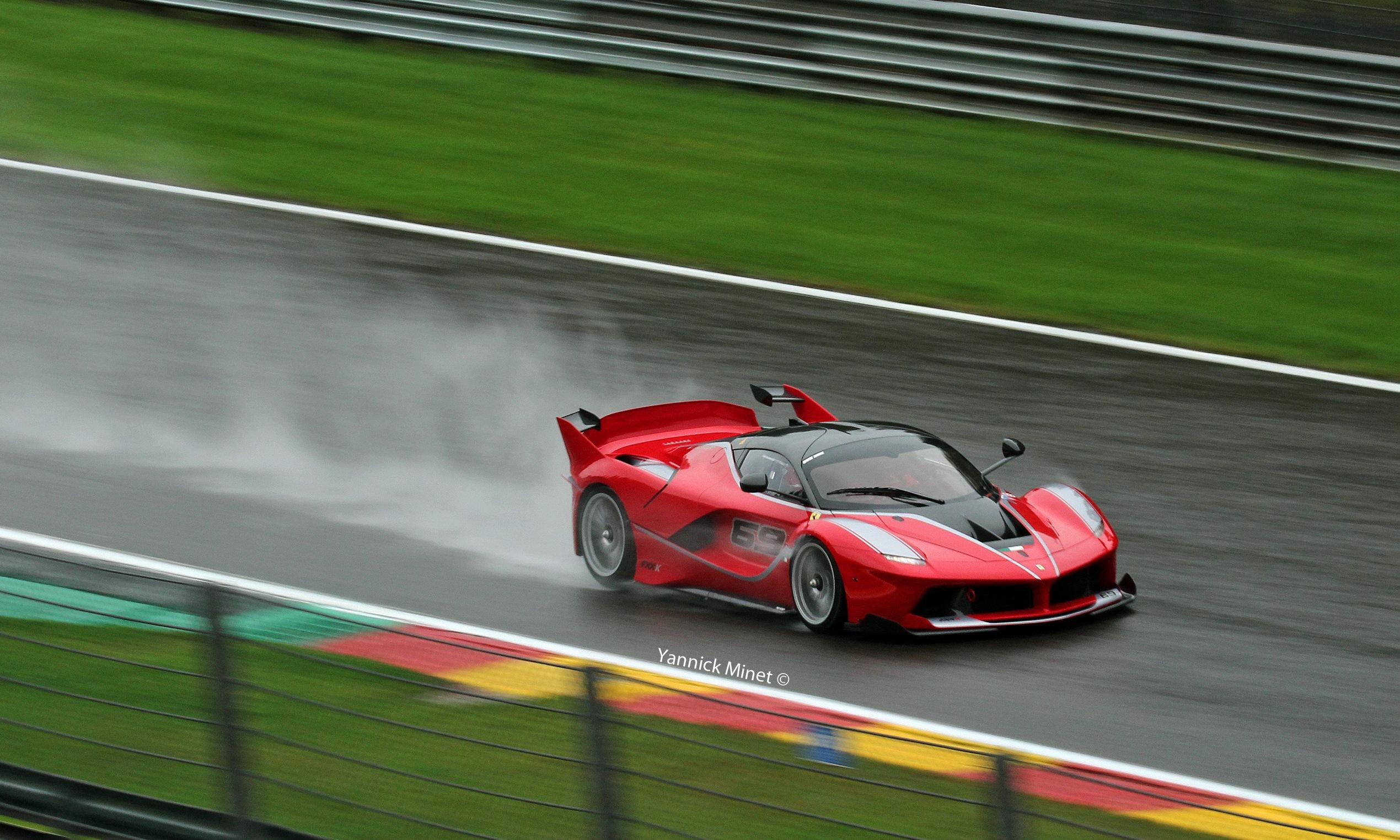 Trackday: Ferrari Corse