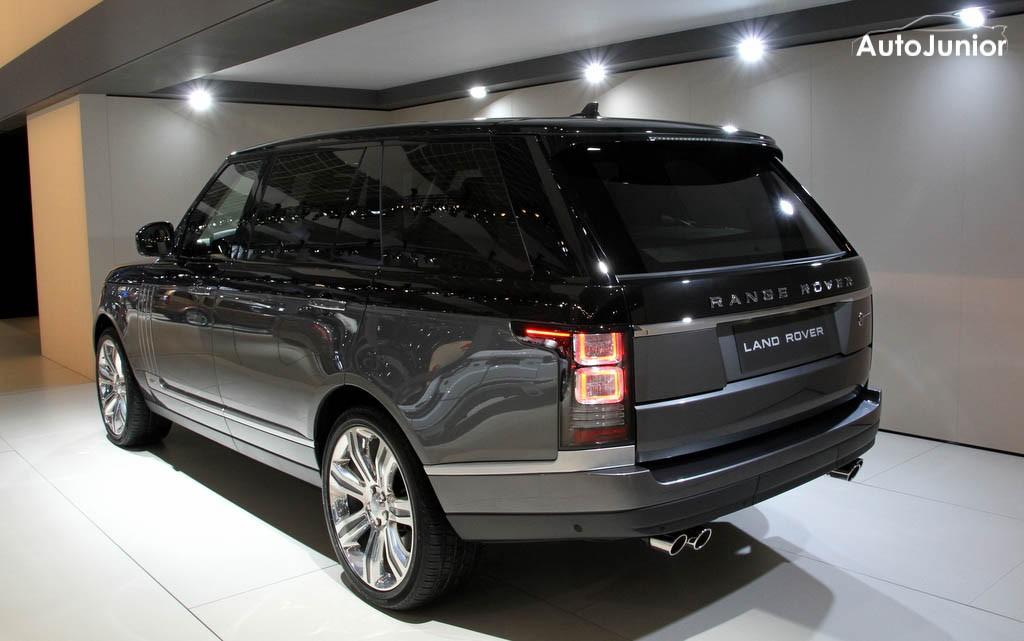 Range Rover V8 LWB
