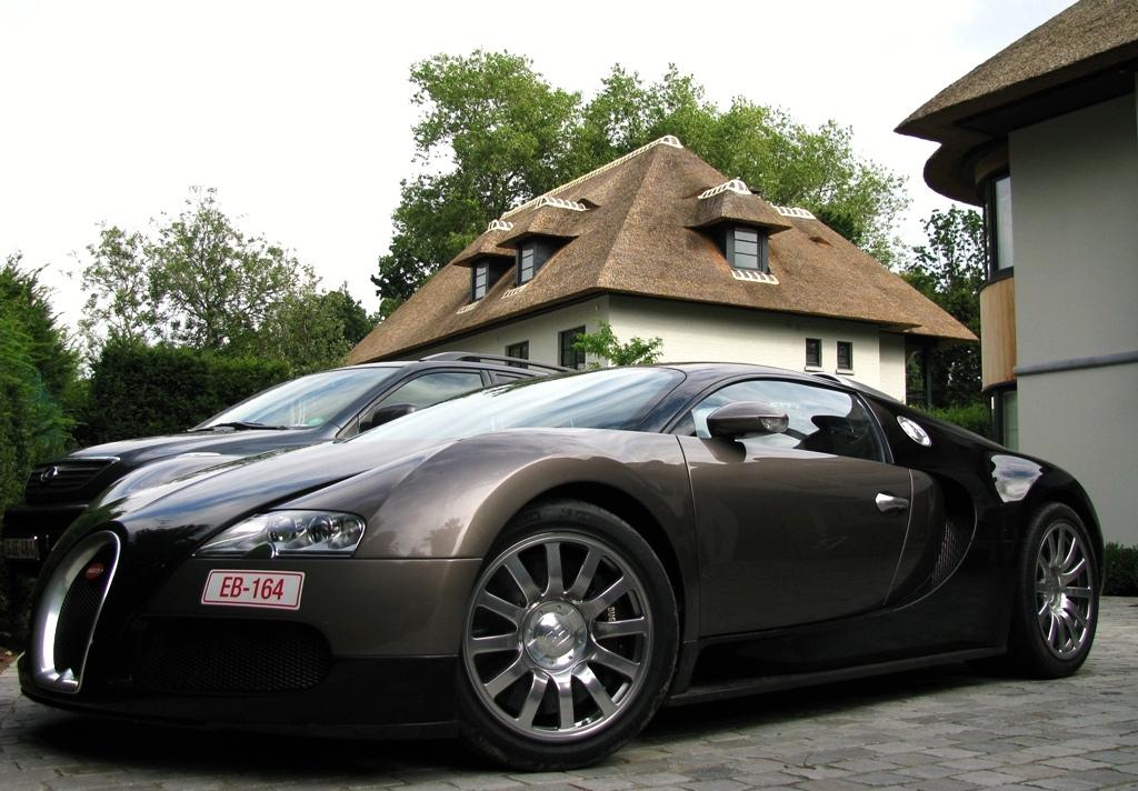 Buguatti Veyron
