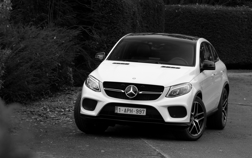 dubbeltest mercedes gle coup 350d 450 amg autojunior. Black Bedroom Furniture Sets. Home Design Ideas