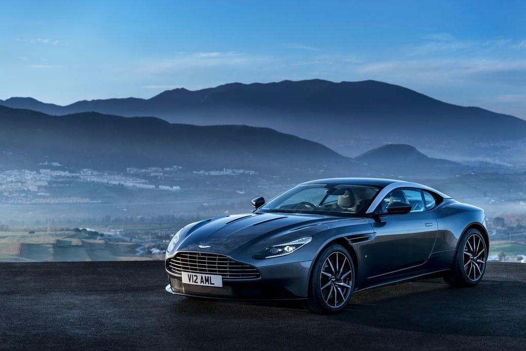 Autosalon Genève: kwijlen met de Aston Martin DB11