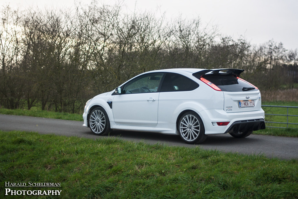 Fotoshoot: Ford Focus RS 2009