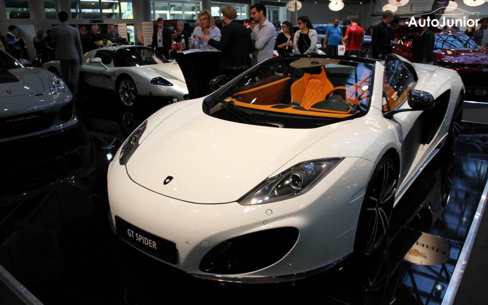 Gemballa McLaren 650s Spider