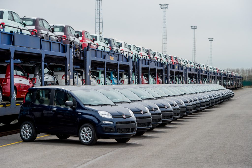 Fiat Panda AFC