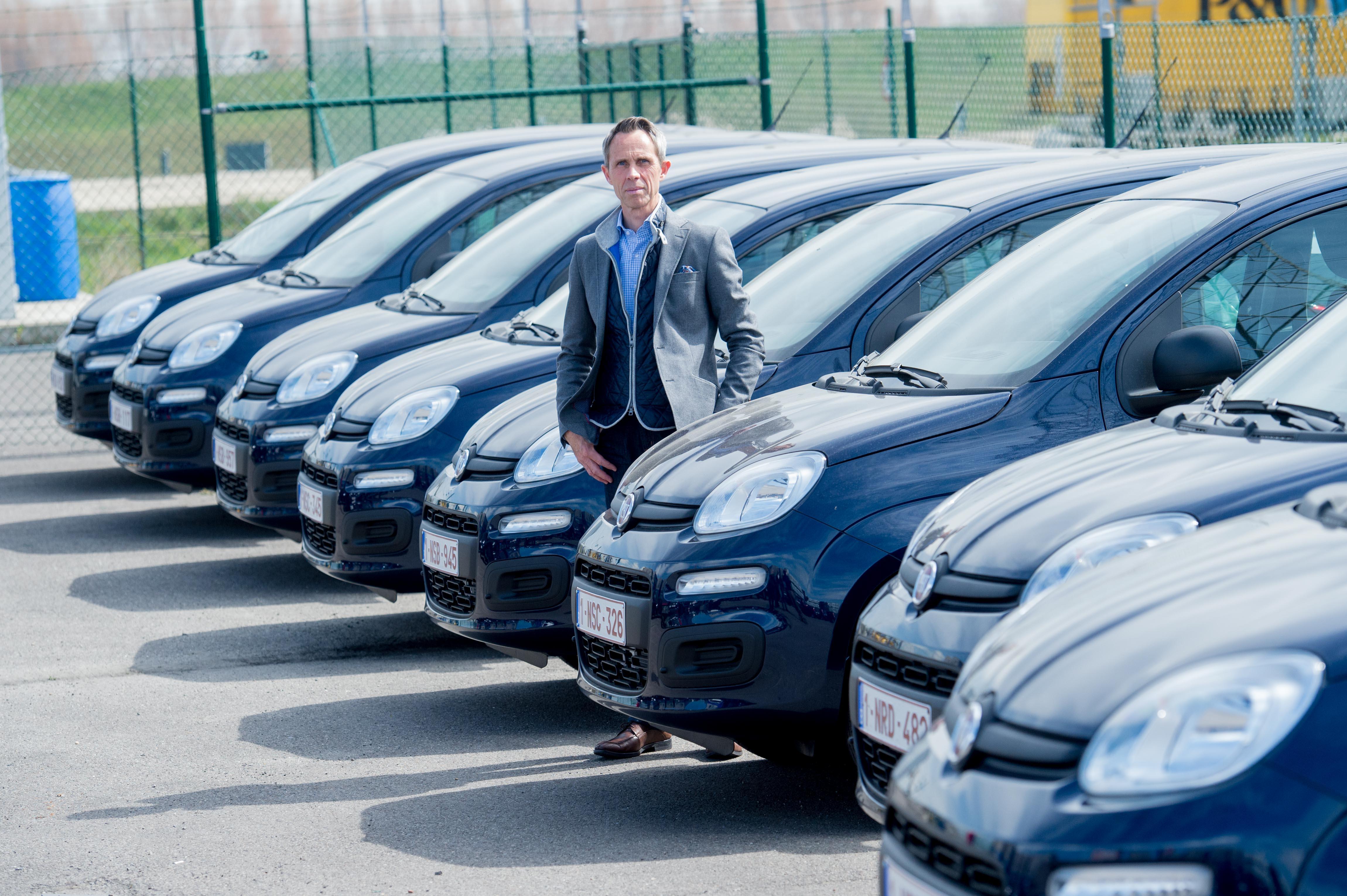 Fleet: Fiat levert in één klap 50 wagens aan Cambio en AFC