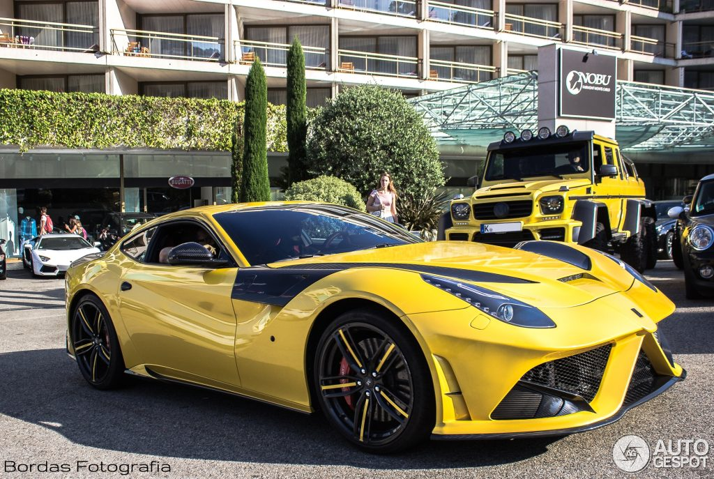 Ferrari F12 Berlinetta Mansory