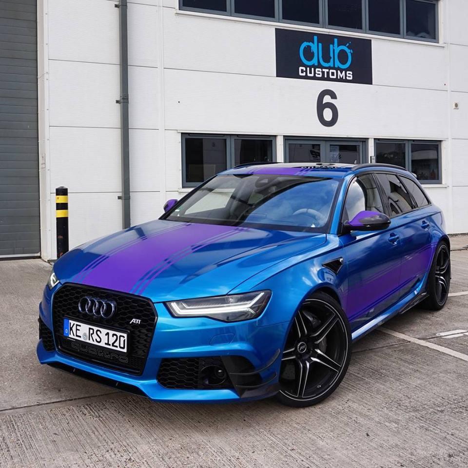 Audi RS6 Avant ABT