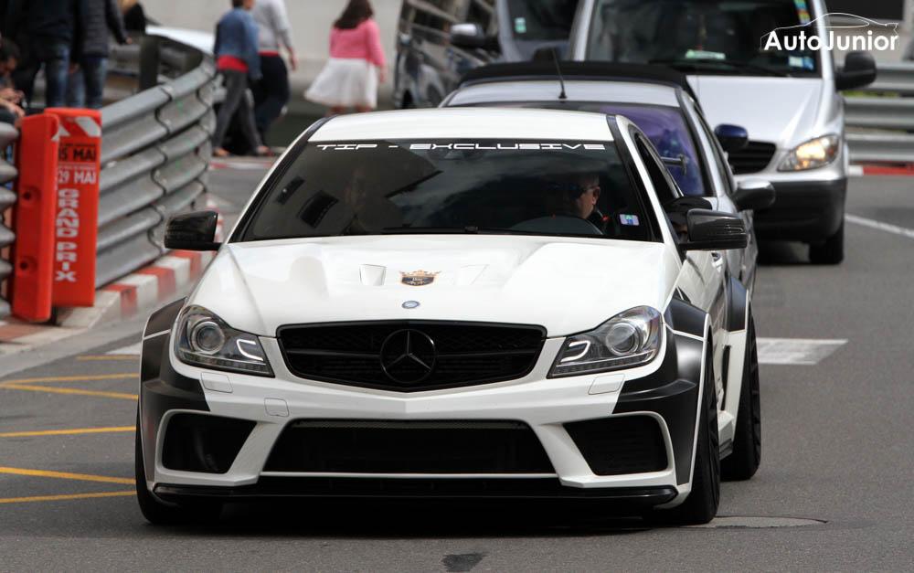 Mercedes C63 AMG Black Series