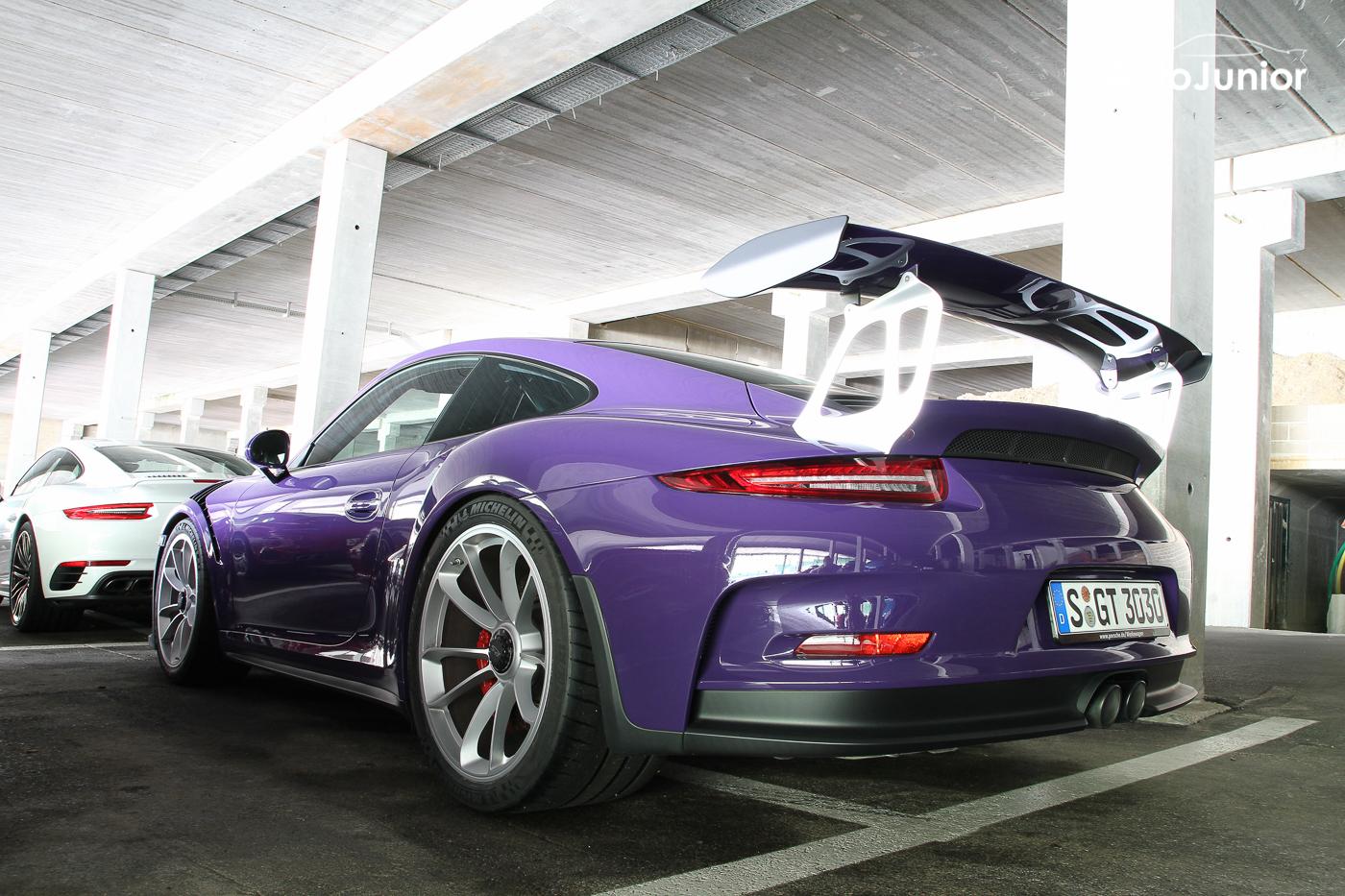 Terug naar school met de Porsche Driving School