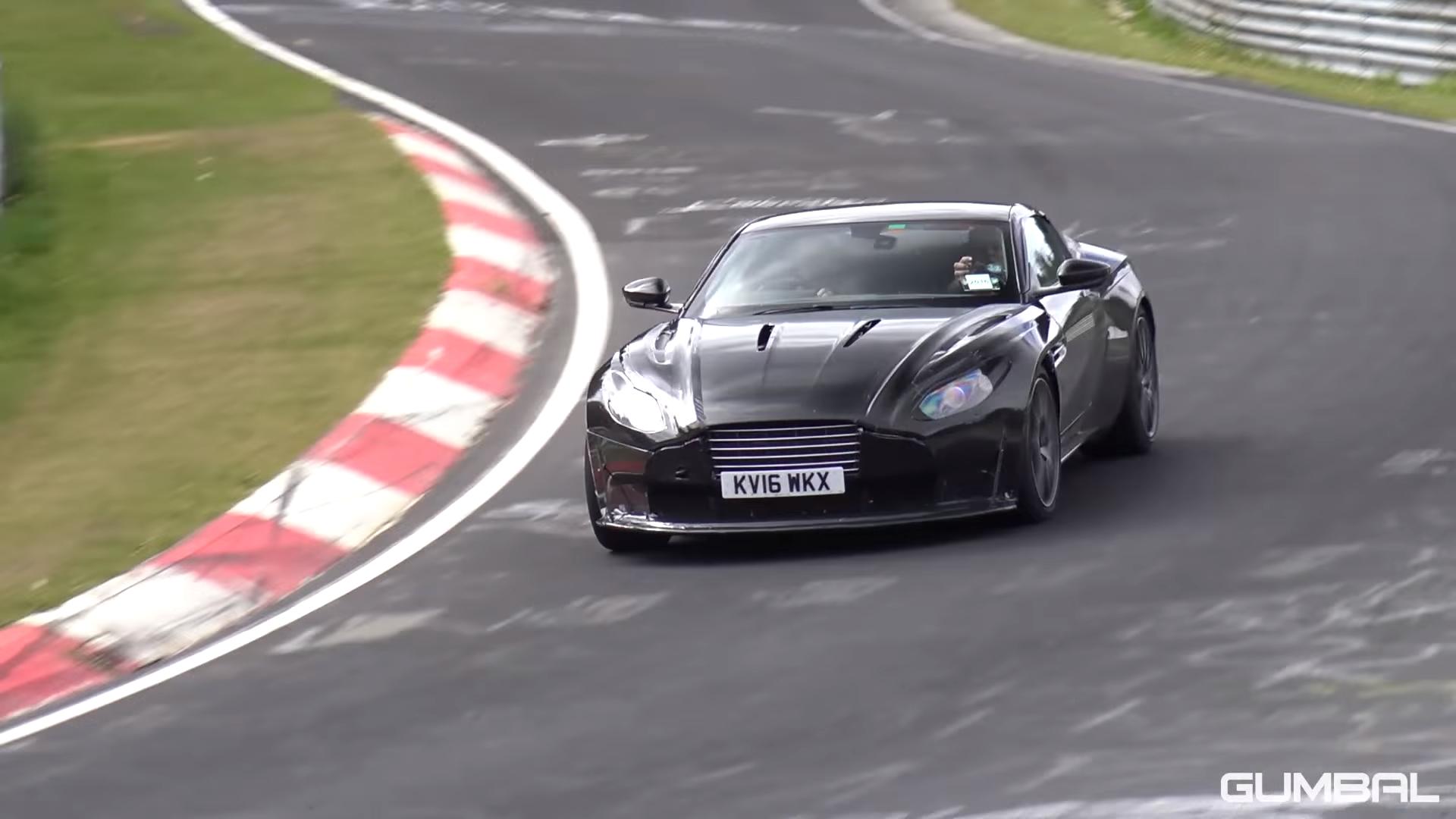 Aston Martin gaat samenwerken met Mercedes en dit klink zo