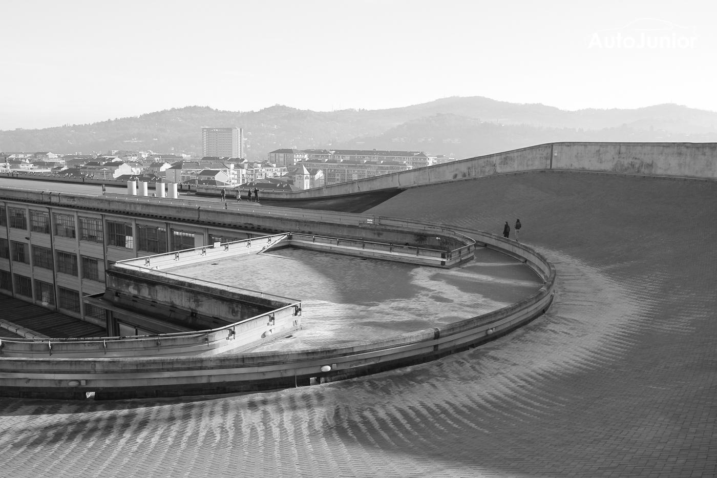 Torino Fiat Test Track