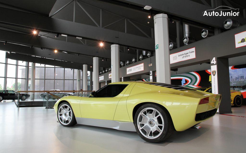 Lamborghini Muira Concept