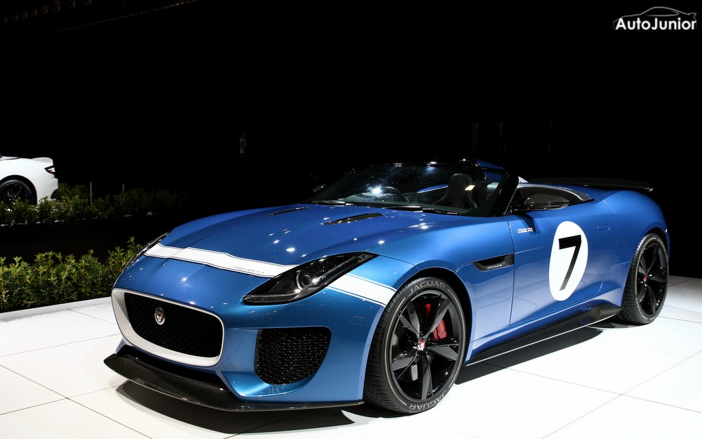 Jaguar Project F