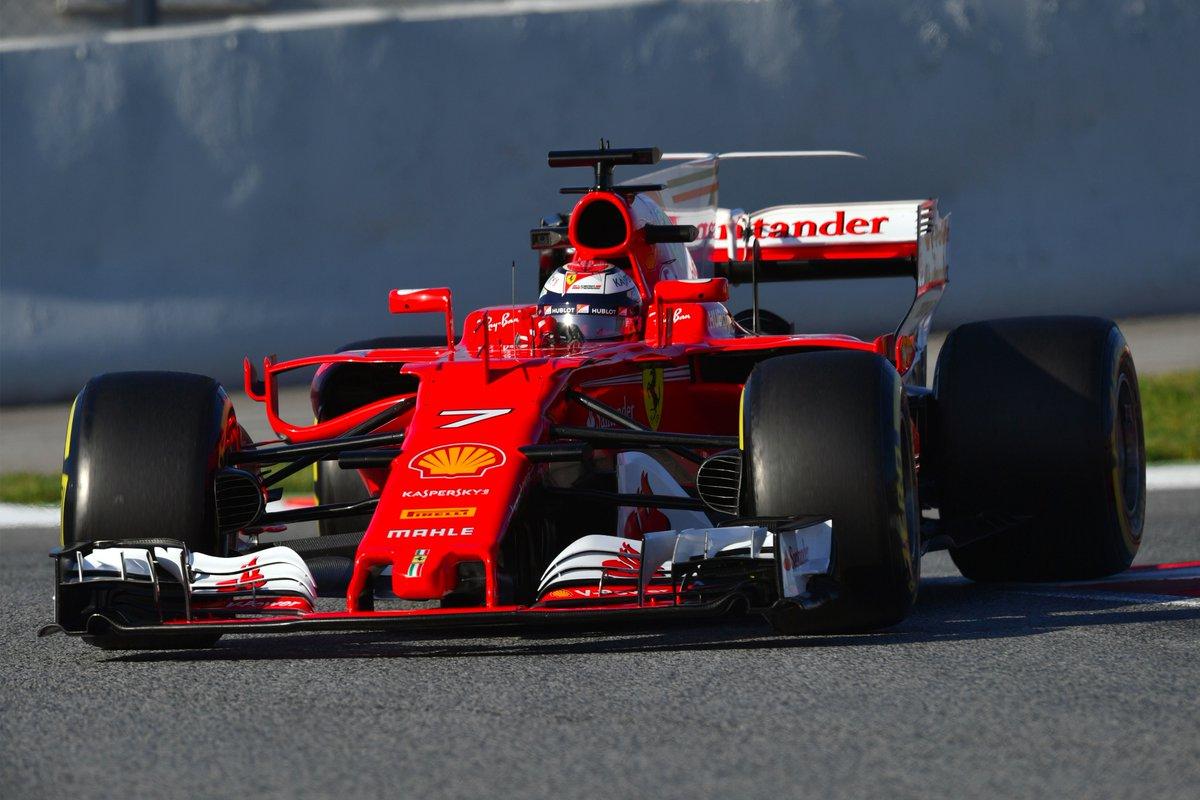 Analyse Formule 1 testen: Ferrari topfavoriet voor 2017 – McLaren-Honda op fysica les