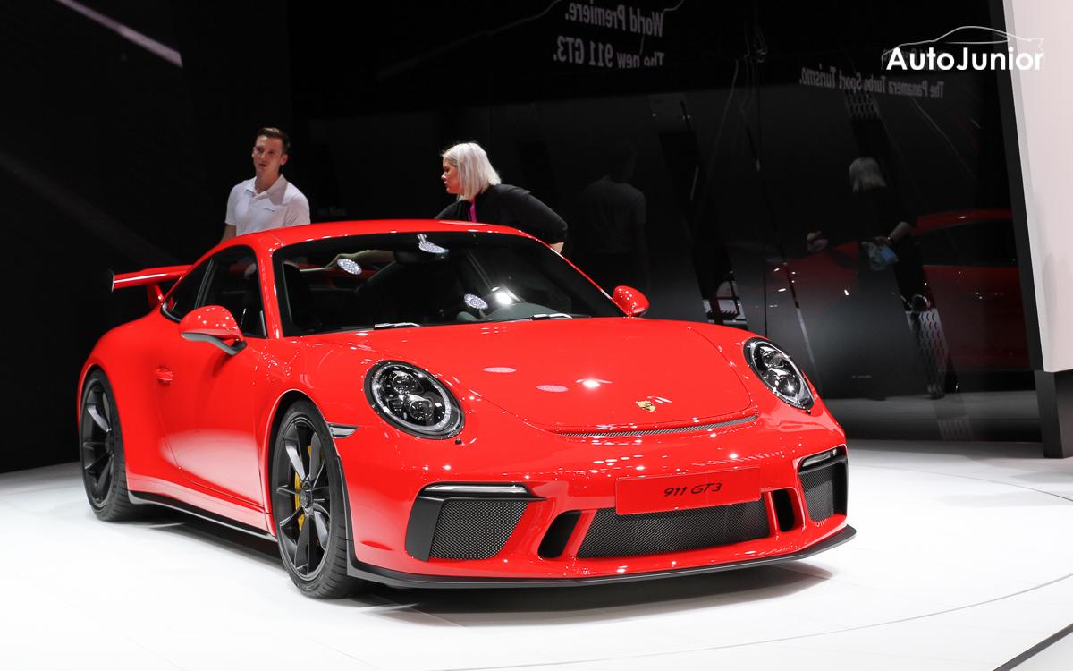 911 GT3 Facelift