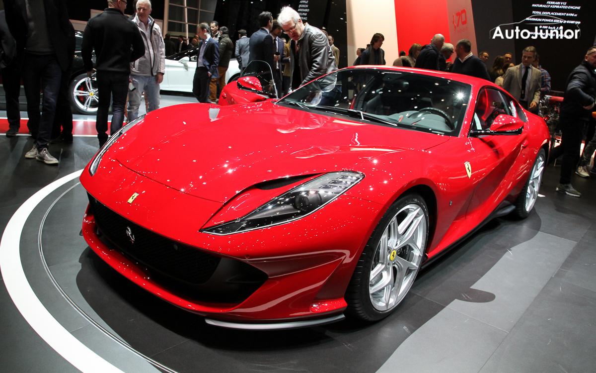 Ferrari 812