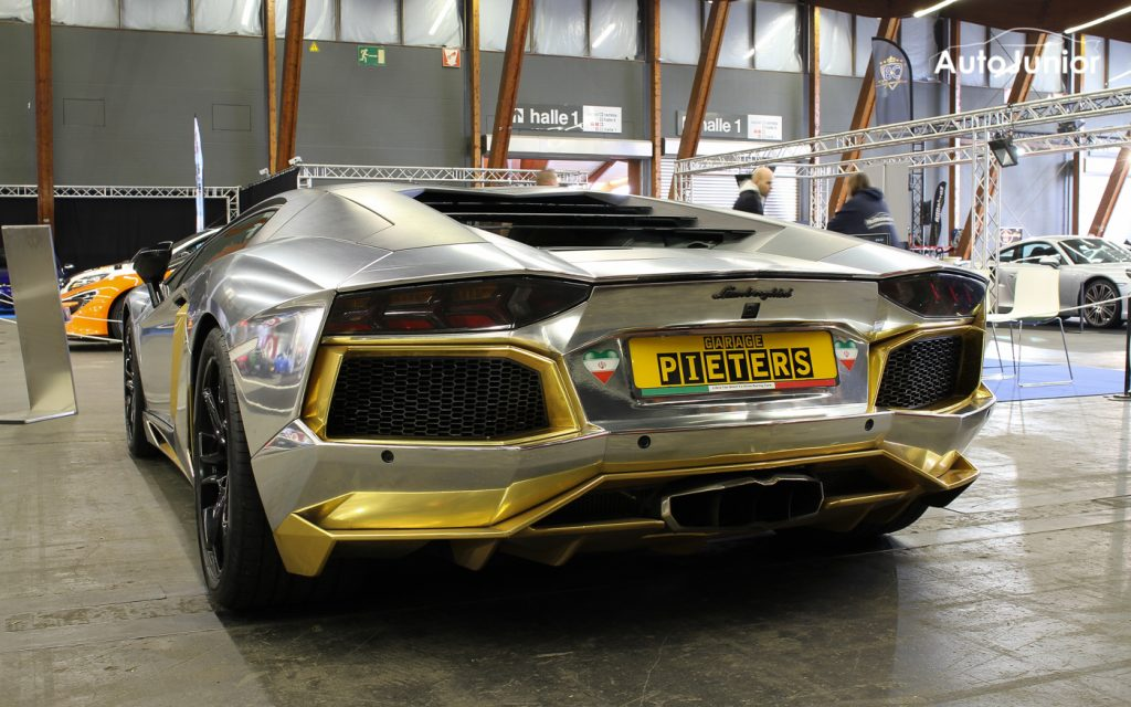 Lamborghini sky is the limit