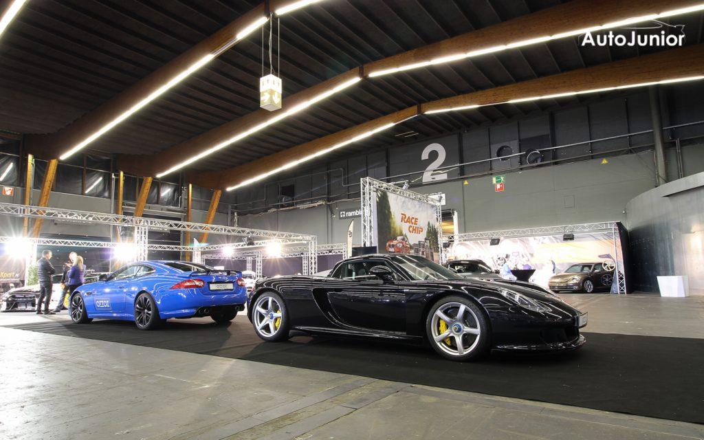 Porsceh Carrera GT