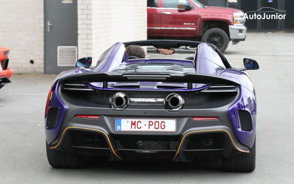 McLaren LT 675 Spider