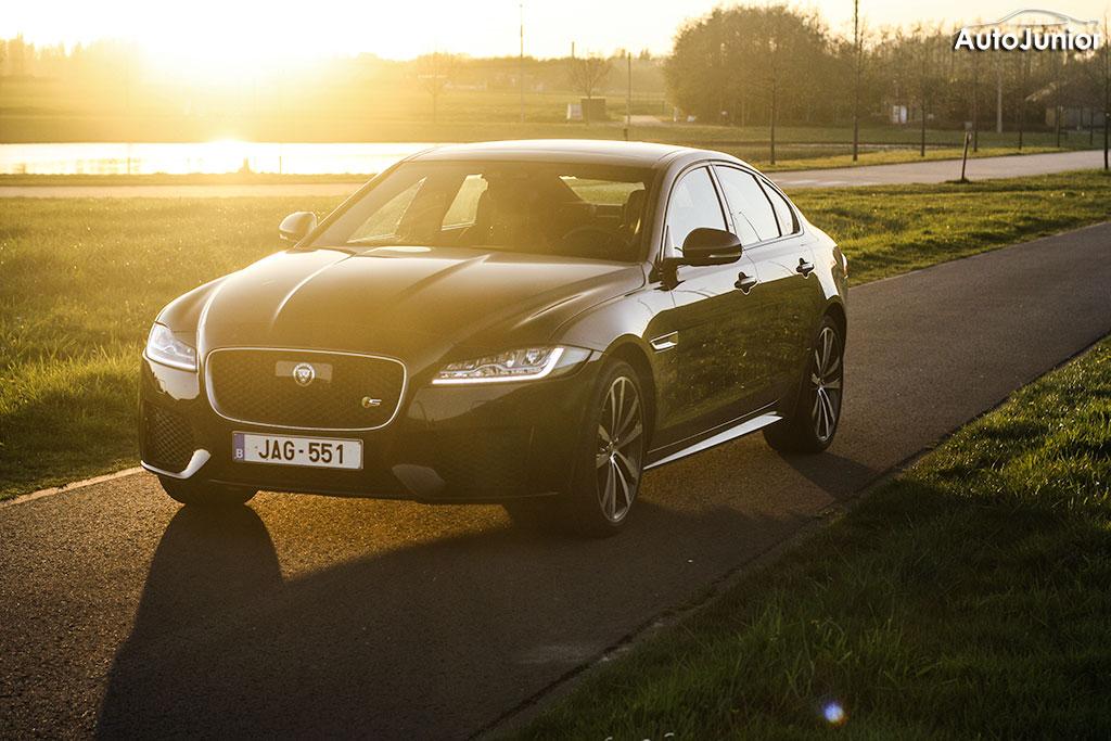 Rijtest: Jaguar XF-S 3.0 V6 Supercharged AWD