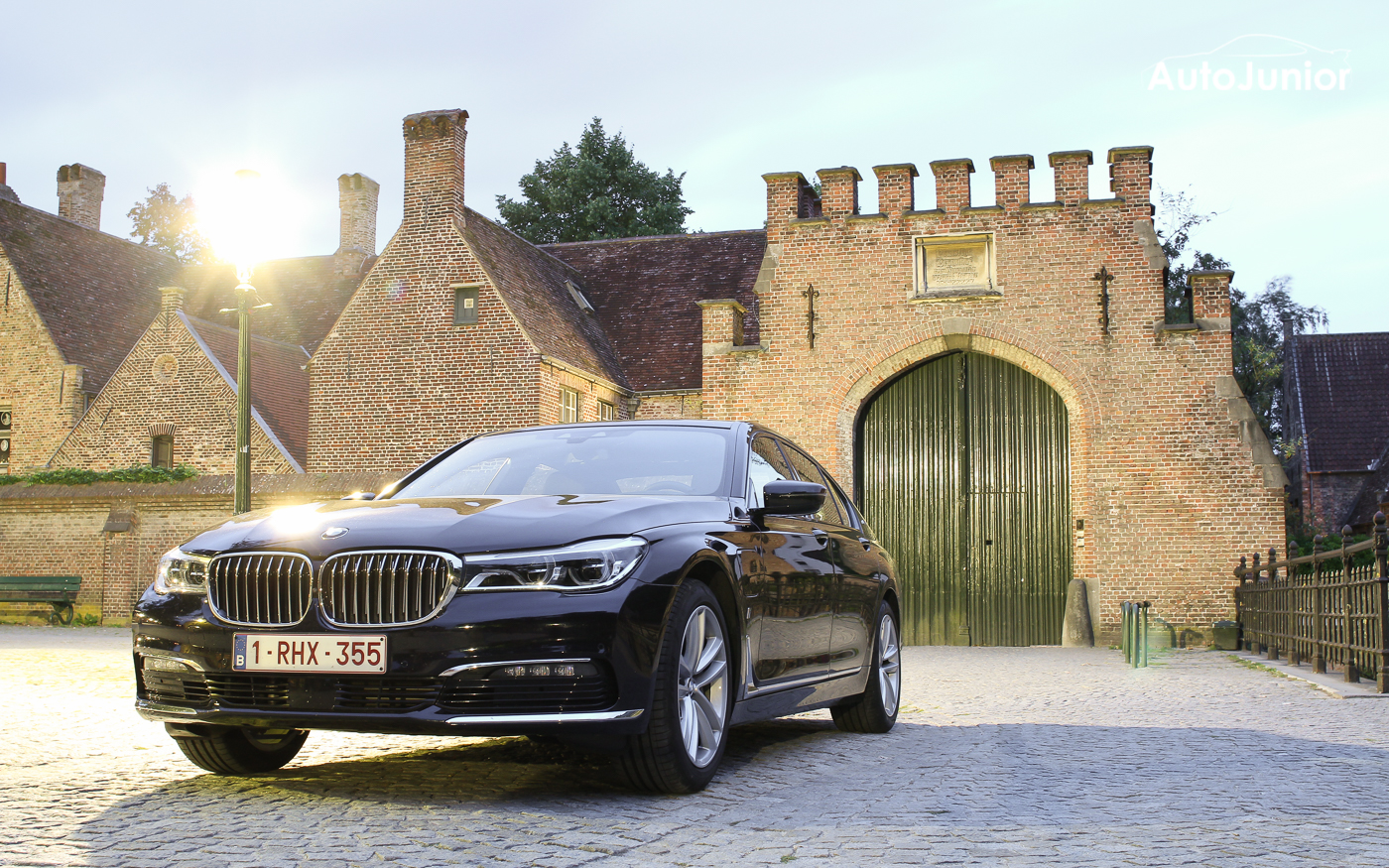 BMW 740e i performance