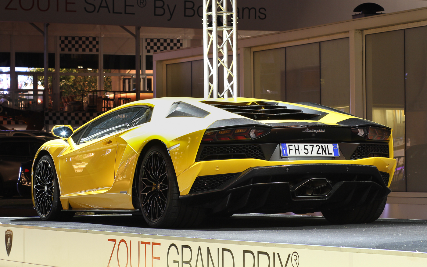 Zoute Grand Prix en Top Marques in foto's