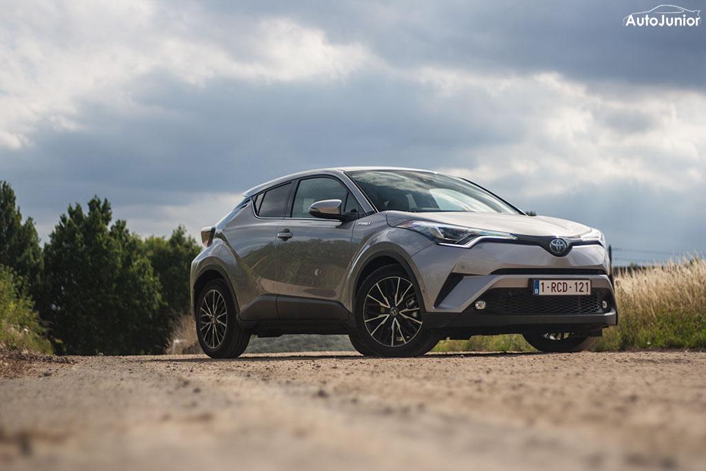 Rijtest: Toyota C-HR