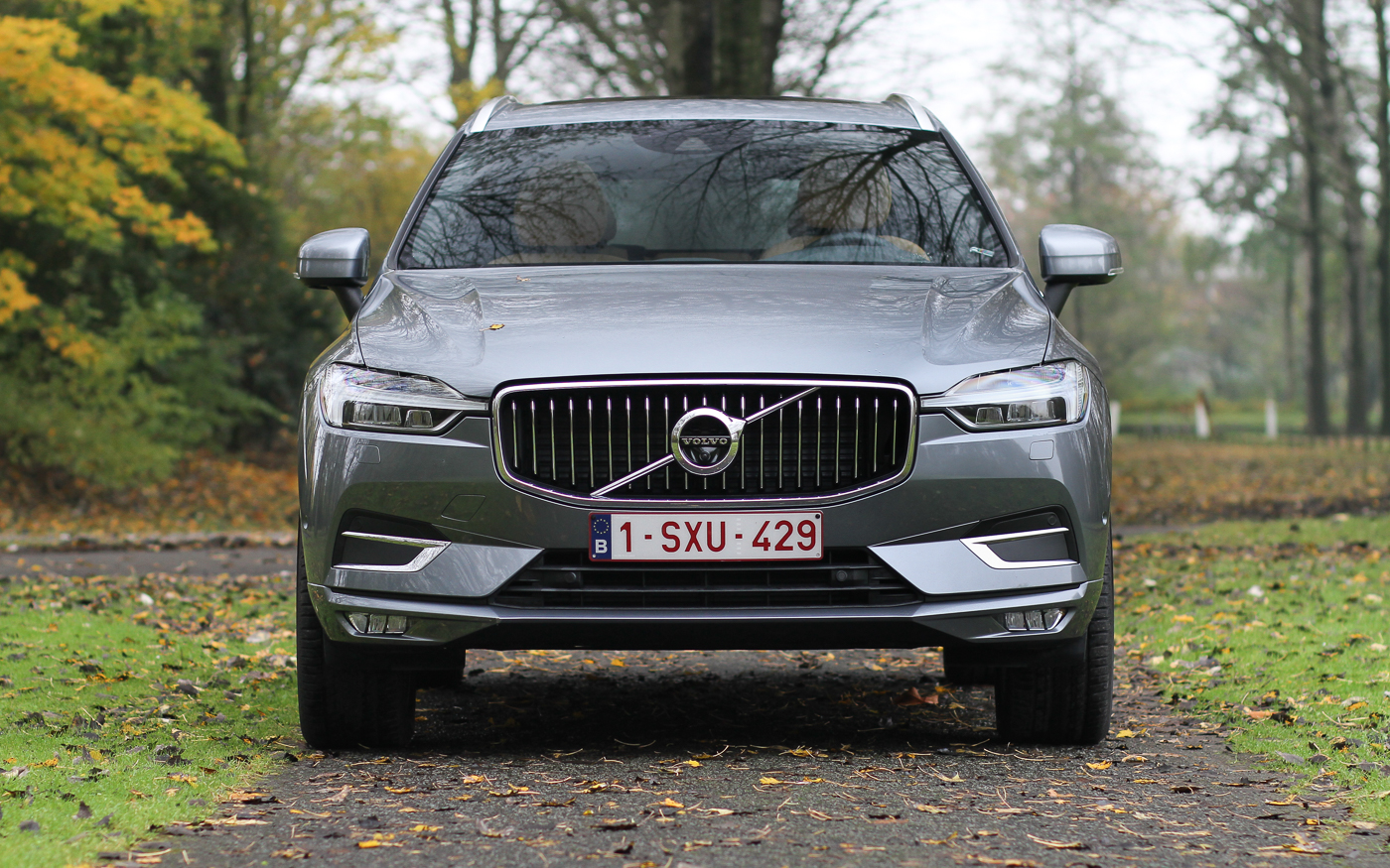 Rijtest Volvo XC60 D4 Inscription