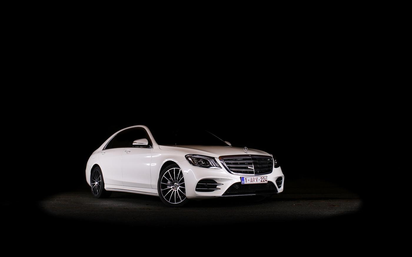 Rijtest Mercedes-Benz S 400d