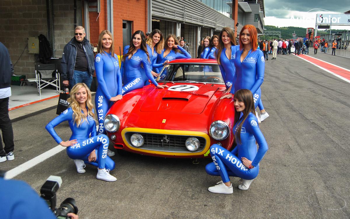 Spa Classic Six Hours in 40 foto's