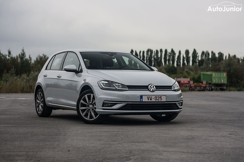 Rijtest: Volkswagen Golf VII facelift 1.0 TSI