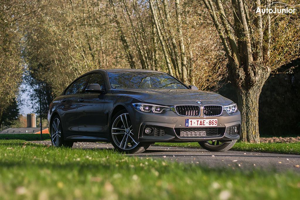 Rijtest: BMW 420d Gran Coupé