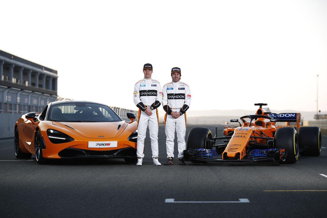Met deze McLaren-Renault MCL33 zal Stoffel Vandoorne schitteren